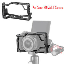 Metal Cage Holder Mount For Canon M6 Mark II Camera Accessories Replacement ECH