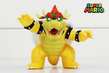 Super Mario Bros Bowser PVC Action Collectible Figure Model Kids Toy