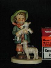 """Goebel Hummel 64 """"Schäferbub"""", shepherd's boy, Junge mit zwei Schafen sheep"""
