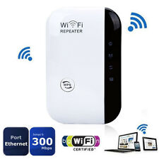 300Mbps Wifi Repeater Wireless N 802.11 AU Plug AP Range Router Extender Booster