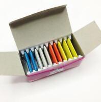 10 Schneiderkreideplatten Schneiderkreide Sortiment weiß bunt farbig