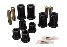 Energy Suspension Control Arm Bushing Set Black Front for 92-94 Blazer # 3.3147G