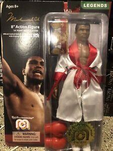 "MEGO Legends Muhammad Ali Limited Edition 8"" Action Figure 2018 #6667/10000 NEW!"