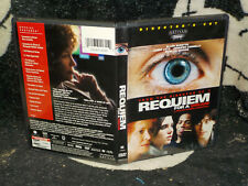 Requiem For A Dream Director's Cut Dvd Jared Letto Ellen Burstyn Free Shipping