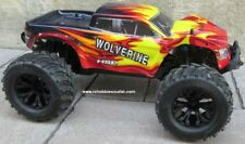 RC Truck Wolverine Pro Brushless Electric 1/10 4WD LIPO RTR 1 Yr Warranty 70192R
