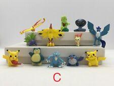 Pokemon Pikachu Action Figures Set of 12 Brand New #C