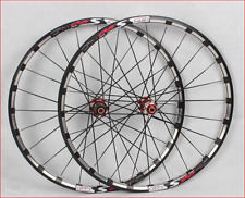 MTB Mountain Bike 26inch Alloy Rim Carbon Hub Wheels Wheelset Rims