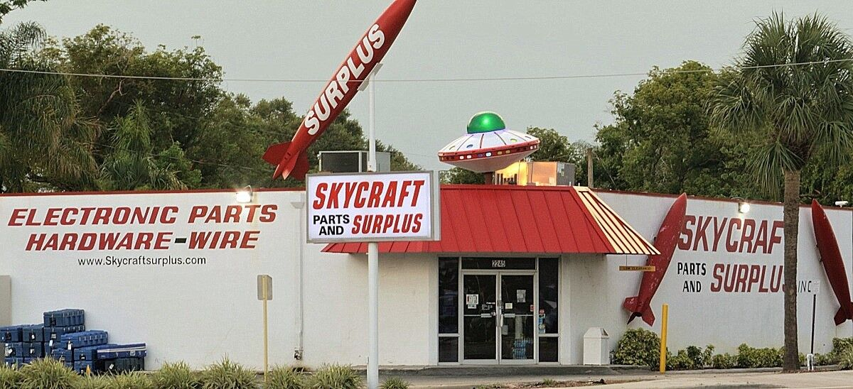 Skycraft Parts and Surplus