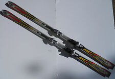 VOLKI  Vectris V30 Skis 72 Inches long (approx 190cm) with Salomon Bindings