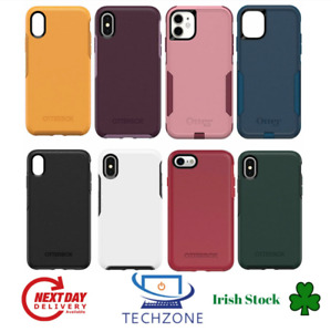 """For iPhone XR 6.1"""" OTTERBOX Symmetry Series Tough ShockProof Case Mix Colours"""