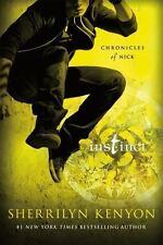 Instinct: Chronicles of Nick [Paperback] [May 03, 2016] Kenyon, Sherrilyn