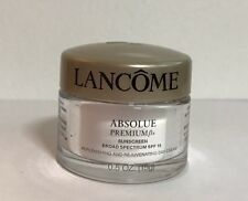 Lancome Absolue Premium Bx Cream DAY SPF15 0.5OZ Deluxe Travel Size New
