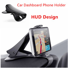 Universal Car Dashboard Cell Phone Holder Stand HUD Design Bracket For GPS Phone