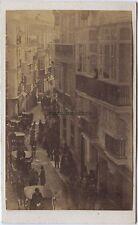 Ville à identifier Paris ? cdv Vintage albumine ca 1860