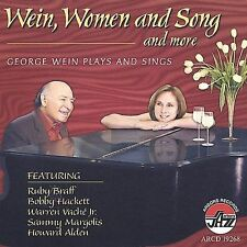 Wein, Women and Song [And More] by George Wein (CD, Aug-2002, Arbors) NEW SEALED