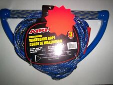 Airhead Performance Wakeboard Rope with Squid Grip ahwr-3 Blue