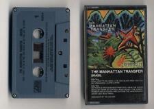 Mc THE MANHATTAN TRANSFER Brasil - OTTIMO 1987