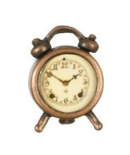Antique Alarm Clock, Dolls House Miniatures, Ormnamental aceessories 1/12 scale