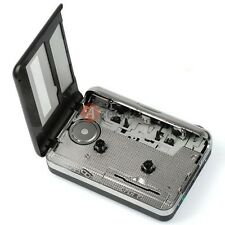 Tape to PC MAC USB Cassette-to-MP3 Converter Capture Audio Music Player