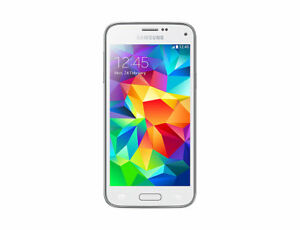 Samsung Galaxy S5 Mini SM-G800F - 16GB - White 4G LTE (Unlocked) Smartphone