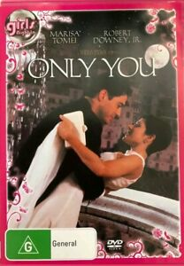 Only You (DVD, Region 4)