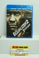 BRAND NEW CHEAP The Equalzer 2 (Blu Ray + DVD + Digital) Clear Out