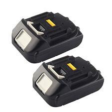 2pcs 2000mAh18V Battery for Makita 18 Volt Power Tool BL1830 BL1815 194205-3