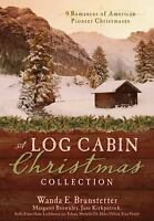 A Log Cabin Christmas : 9 Historical Romances During American Pioneer...