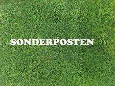 Kunstrasen Sonderposten Garten Balkon Rollrasen künstliches Gras Rasenteppich 2