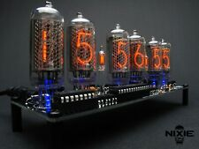 IN-8-2 Nixie Tube Clock DIY KIT. Without Tubes.