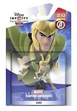 Disney Infinity 2.0 Marvel Loki Figure for Xbox 360 Nintendo WiiU Ps3 Ps4