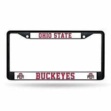 Ohio State Buckeyes Fan License Plate Frames For Sale Ebay