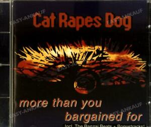 Cat Rapes Dog - More Than You Bargained for .