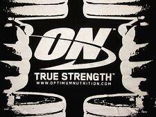 ARNOLD SCHWARZENEGGER FITNESS tee XL bodybuilding ON strength T shirt Ohio 2011