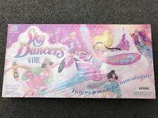 New Old Stock Sealed Sky Dancers SkyDancers Board Game By Milton Bradley Rare
