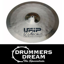 "Brand New Ufip 21 "" Vibra Crash Cymbal VB-21 Brilliant finish"