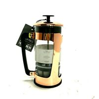 Espro P5 Coffee & Tea Maker Copper Plated Stainless Steel French Press, 32 oz.
