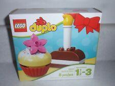 "LEGO® Duplo My ""First Cakes"" Preschool Set 10850 - Brand New / Sealed!"