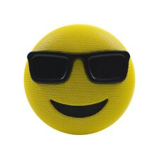 Jamoji Cool Occhiali Da Sole Emoji Altoparlante Bluetooth-wireless per iPhone Android