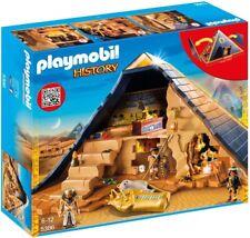 Playmobil History 5386 - Grande Piramide del Faraone 6-12a