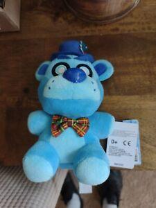 FNAF Five Nights At Freddys Frost Bear Frostbear Plush Walmart NWT