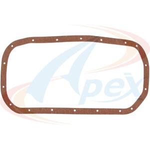 Engine Oil Pan Gasket Set Apex Automobile Parts AOP200