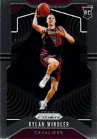 Dylan Windler RC 2019-20 Panini Prizm Base Rookie Card #270 Cleveland Cavaliers