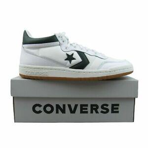 Converse Fastbreak Pro Mid Emerald Green Gum White Men's Size 10 NEW 166247C
