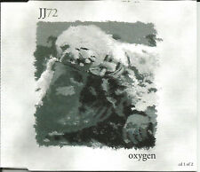 JJ72 Oxygen w/ UNRELEASED & LIVE TRX Europe CD single SEALED USA seller JJ 72