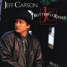 Jeff Carson - Butterfly Kisses [New CD] Manufactured On Demand