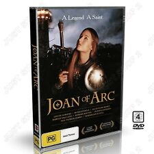 Joan Of Arc (1999) : True Story : New & Sealed RARE DVD