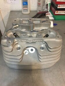 S&S Cycle 117/124 Cylinder Head 4-1/8 Bore Rear