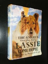 Lassie Come Home by Eric Knight Marguerite Kirmse Illus Collie Scotland England