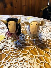 """""""Sheep Wooden """"Two Very Cute Sheep �"""